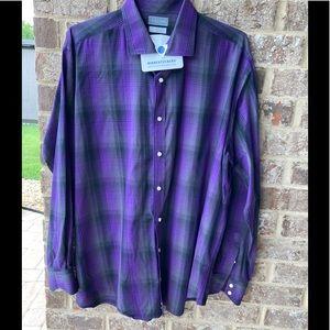 Thomas Dean Dress shirt XXL